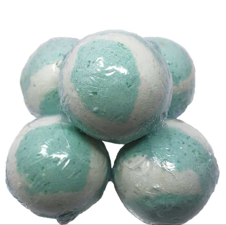 Bath Bombs Mj Sol