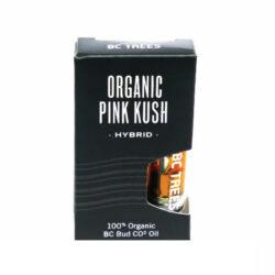 BC TREES Organic Pink Kush Vape Cartridge