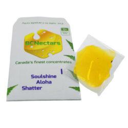 BC Nectar Shatter Soulshine Aloha