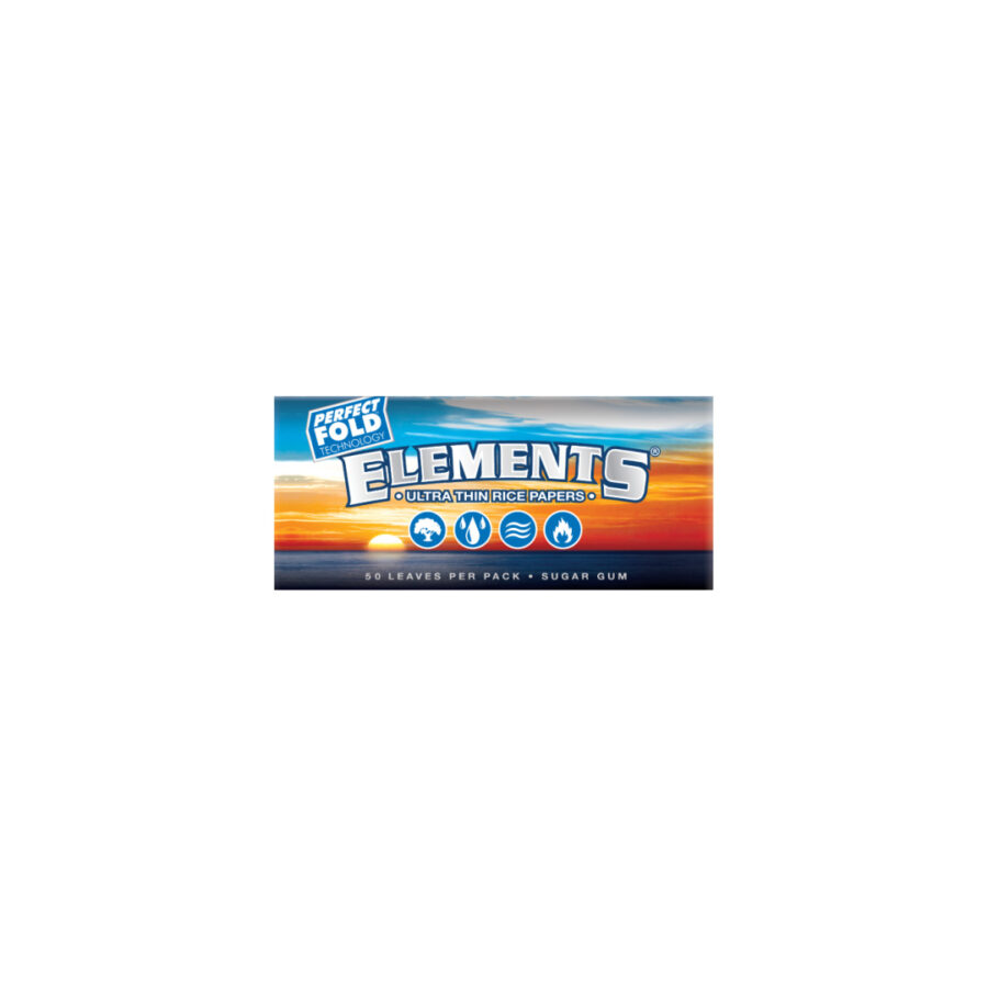 Elements Perfect Fold Rolling Papers