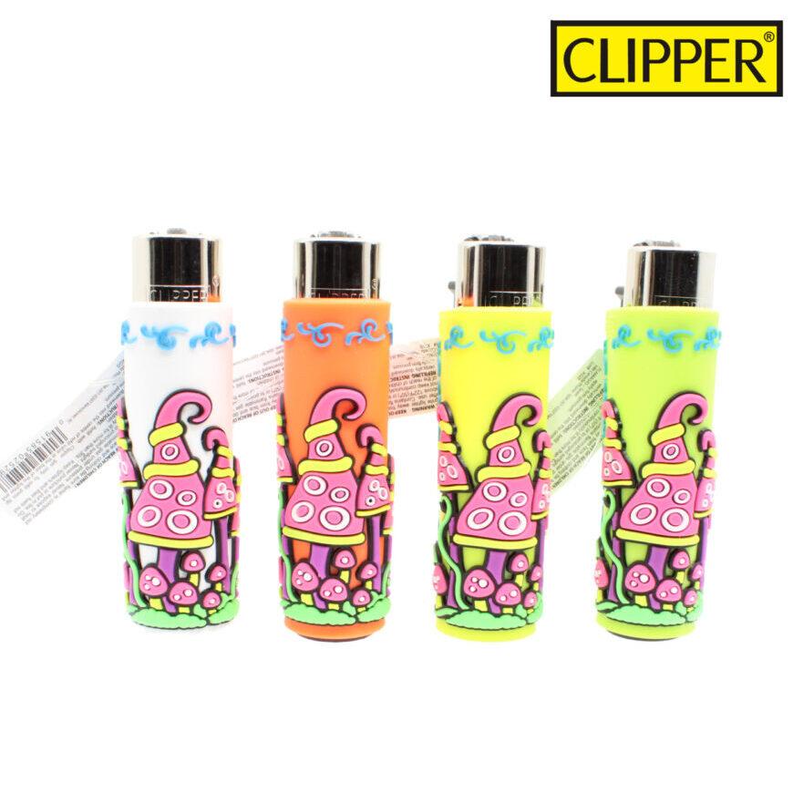 Mushroom Clipper Lighters