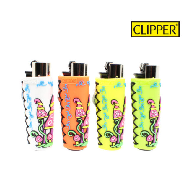 Clipper Mushroom Lighter