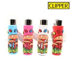 Mushroom Clipper Lighter