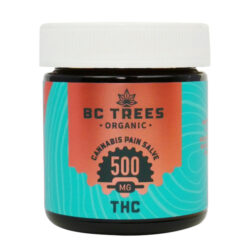 Pain Salve BC Trees