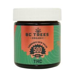 Skin Salve BC Trees