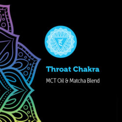 Throat Chakra Microdose Mushrooms