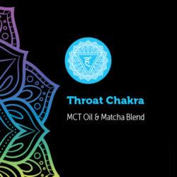 Throat Chakra Microdose Mushrooms