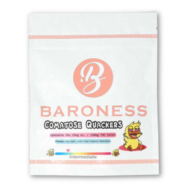 Baroness Comatose Quackers
