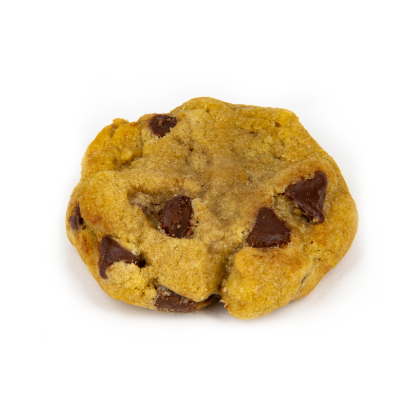 Chocolate Chip Canna Cookie