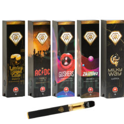 Limited Edition Black Diamond Vape Pen