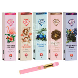 Limited Edition Pink Diamond Vape Pens