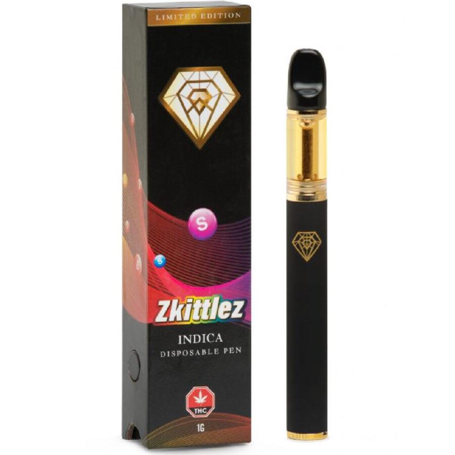 Limited Edition Zkittlez Black Diamond Vape Pen