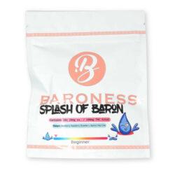 Splash of Baron Edibles