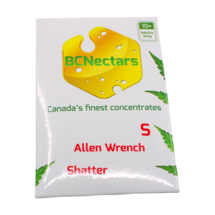 Allen Wrench BC Nectar Shatter