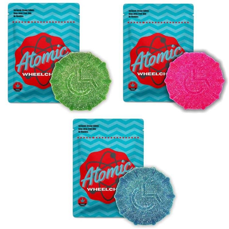 Atomic-Wheelchair-Gummy-2000mg