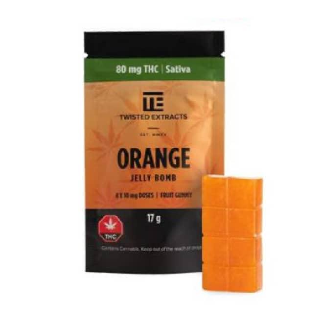 Twisted Extracts Orange Sativa